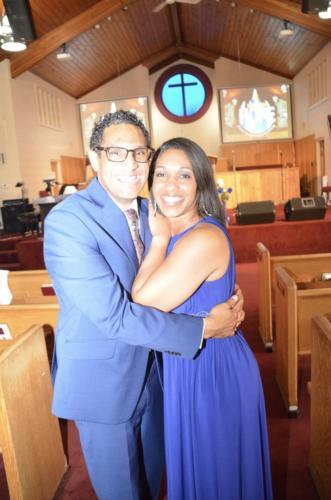 9/29/19 - Pastor Tony & Kim 10th Pastoral Anniversary